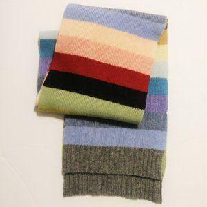 Gap Multi Color Lambs wool Scarf